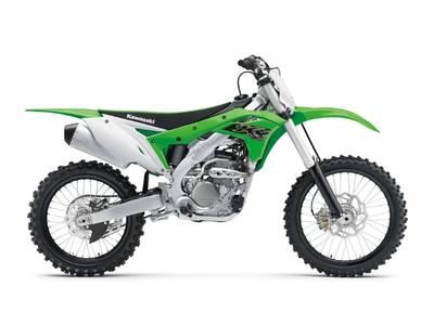 2019 Kawasaki KX 250 1