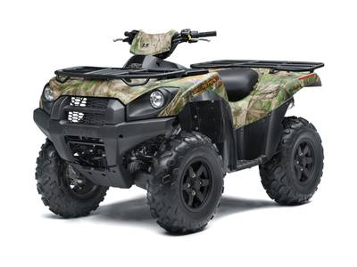 2019 Kawasaki Brute Force 750 4x4i EPS Camo for sale 77515