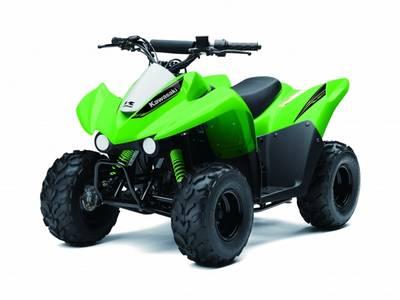 2019 Kawasaki KFX50 | 1 of 2