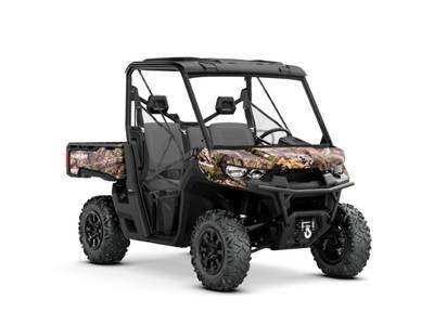 2019 Can-Am ATV Defender XT™ HD8 Mossy Oak Break-Up Country Camo