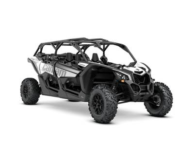 2019 Can-Am ATV Maverick™ X3 MAX TURBO White