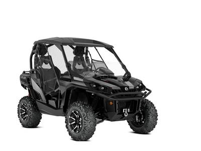 2019 Can-Am ATV Commander™ LIMITED 1000R
