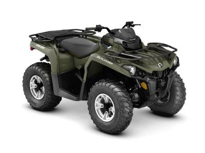 2019 Can-Am ATV Outlander™ DPS™ 450