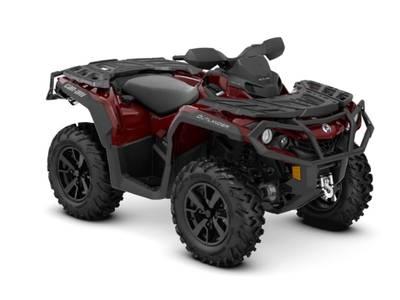 2019 Can-Am ATV Outlander™ XT™ 850