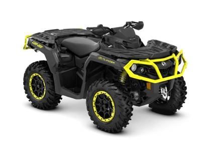 2019 Can-Am ATV Outlander™ XT-P™ 1000R