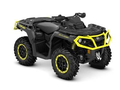 2019 Can-Am ATV Outlander™ XT-P™ 850