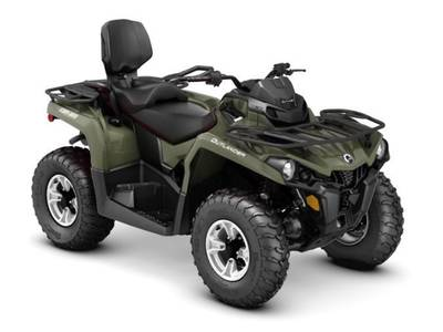 2019 Can-Am ATV Outlander™ MAX DPS™ 570 | 1 of 2