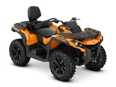 2019 Can-Am ATV Outlander™ MAX DPS™ 650