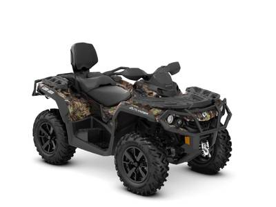 2019 Can-Am ATV Outlander™ MAX XT™ 850 Mossy Oak Break-up Country Camo