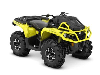 2019 Can-Am ATV Outlander™ X® mr 650