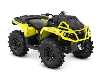 2019 Can-Am ATV Outlander™ X® mr 850