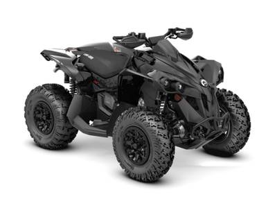 2019 Can-Am ATV Renegade® X® xc 1000R Timeless Black