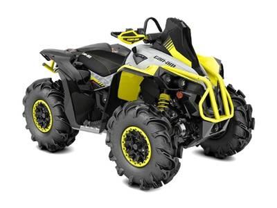 2019 Can-Am ATV Renegade® X® mr 570