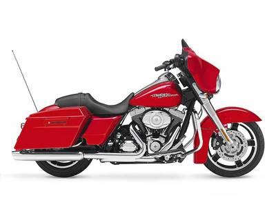 RPMWired.com car search / 2011 Harley Davidson FLHX - Street Glide