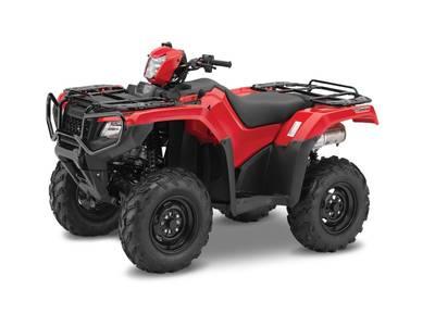 2019 Honda® TRX500 Rubicon DCT IRS EPS