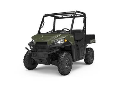 2019 Polaris Ranger 570 Sage Green 1