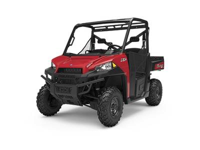New  2019 Polaris® Ranger XP® 900 EPS Solar Red Golf Cart / Utility in Houma, Louisiana