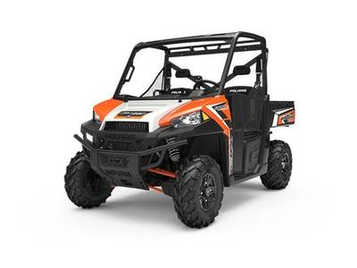 2019 RANGER XP 900 EPS Orange Madness