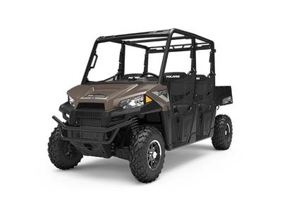 New  2019 Polaris® Ranger Crew® 570-4 EPS Nara Bronze Golf Cart / Utility in Houma, Louisiana