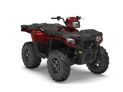 2019 Polaris A19SHE57BJ