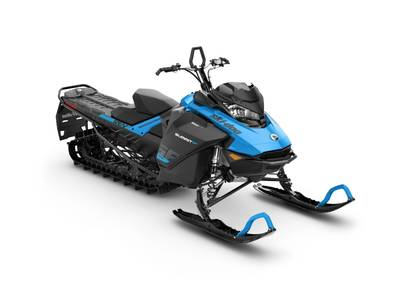 2019 Ski-Doo Summit SP 850 E-TEC SS 154 PowderMax Light 2 5 Oct 1