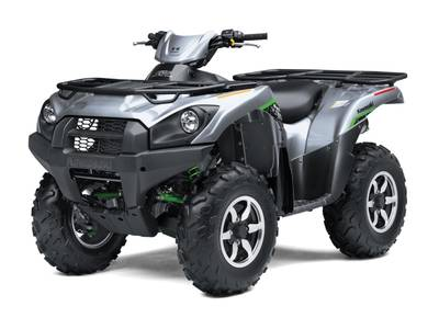 2019 Kawasaki Brute Force 750 4x4i EPS Atomic Silver for sale 77002
