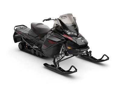 2019 Ski Doo Renegade® Enduro™ 600R E-TEC Black