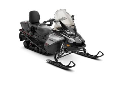 2019 Ski Doo Grand Touring Limited 900 ACE Turbo