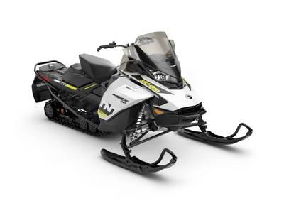 2019 Ski Doo MXZ® TNT® 850 E-TEC White & Black