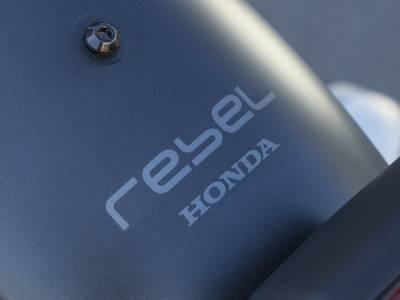2019 Honda Rebel 300 1