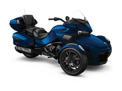 Spyder Motorcycle For Sale >> 2019 Can Am Atv Spyder F3 Limited Dark For Sale By Energy