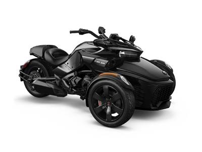 New Can-Am Spyder Motorcycles & Trailers For Sale in