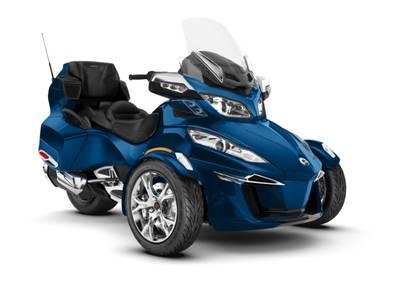 2019 Can-Am ATV Spyder® RT Limited Chrome