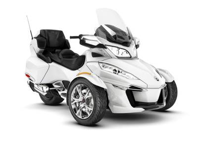 2019 Can-Am ATV Spyder RT Limited Chrome