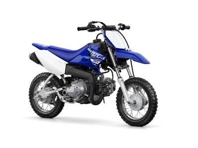 2019 Yamaha TT-R50