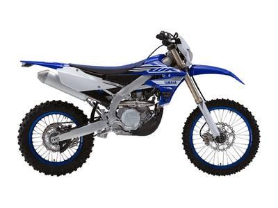 2019 Yamaha WR450F | 1 of 1