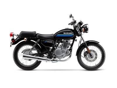 2019 Suzuki TU250X 1