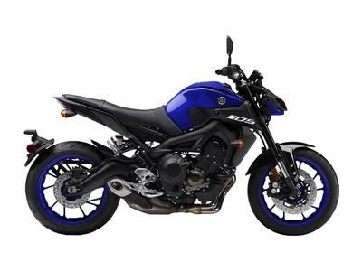 2019 Yamaha MT-09 | 1 of 1