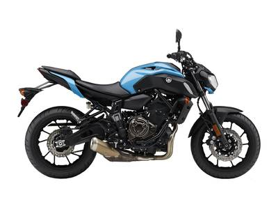 2019 Yamaha MT-07 | 1 of 1