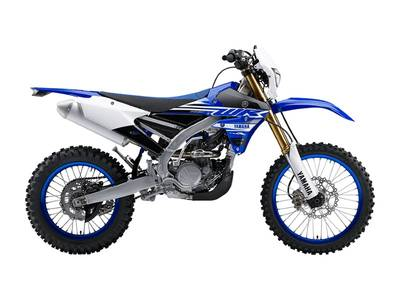 2019 Yamaha WR250F | 1 of 1