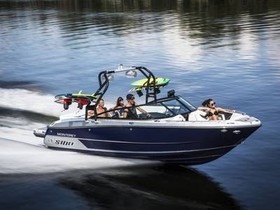 For Sale: 2019 Monterey 238 Surf ft<br/>Bay Marine