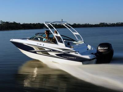 For Sale: 2019 Monterey M-205 ft<br/>Bay Marine