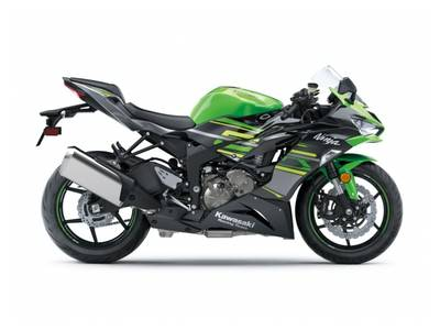 2019 Kawasaki Ninja ZX-6R ABS KRT Edition | 1 of 1