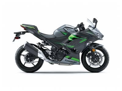 2019 Kawasaki Ninja 400 ABS SE