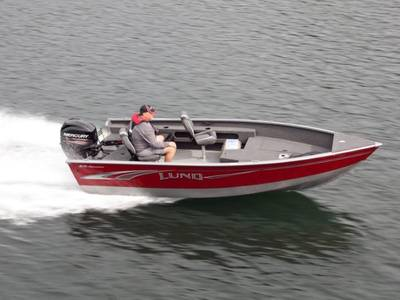 2019 LUND 1675 ADVENTURE TILLER for sale
