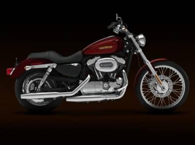 2010 Harley-Davidson XL1200C - Sportster 1200 Custom 1