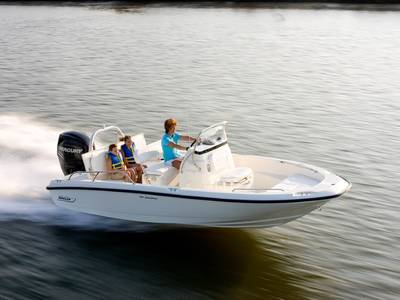 2019 Boston Whaler boat for sale, model of the boat is 180 Dauntless & Image # 1 of 1