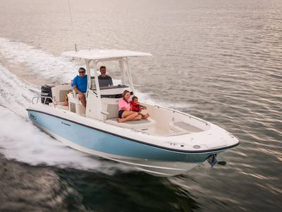 2019 Boston Whaler boat for sale, model of the boat is 270 Dauntless & Image # 1 of 1