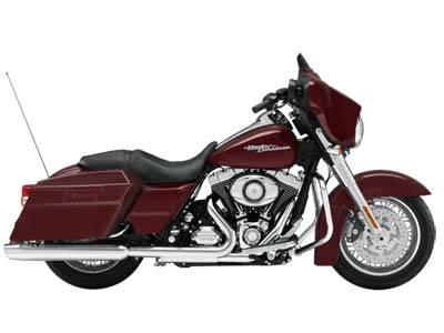 2009 Harley-Davidson FLHX - Street Glide 1