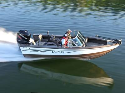 2019 Lund boat for sale, model of the boat is 1900 Tyee Sport & Image # 1 of 2